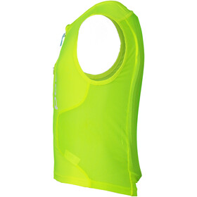 POC POCito VPD Air Chaleco protector Niños, fluorescent yellow/green